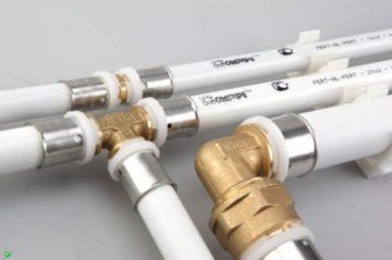 Металлопластиковые трубы для отопления — какие лучше?