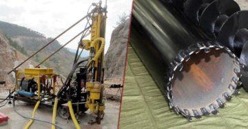 Технология колонкового бурения скважин (способ)