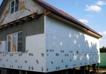 Как можно утеплить пеноплексом стену внутри дома или снаружи: методы утепления, требования к материалам.