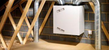 Рекуператор для частного дома, система рекуперации воздуха для частного дома, установка рекуператора в доме
