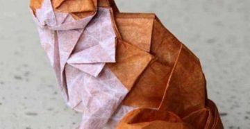 Оригами из бумаги для начинающих: своими руками, пошагово, схемы, видео