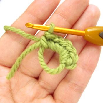 Как вязать крючком кольцо амигуруми для начинающих