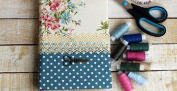 Блокнот своими руками — лучшие идеи и рекомендации как и из чего изготовить блокнот своими руками