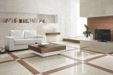 Достоинства и недостатки керамической плитки