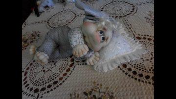 Пошаговая инструкция изготовления самодельных кукол из капрона своими руками