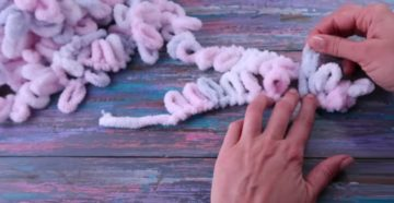 Вязание руками: техника и рекомендации