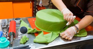 Как сделать мастику в домашних условиях, рецепты для торта, пошаговая инструкция фото
