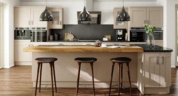 Барная стойка своими руками для кухни и гостиной из дерева, поддонов, гипсокартона: фото-инструкции