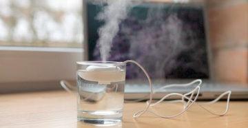 Как увлажнить воздух в комнате без увлажнителя: обзор способов