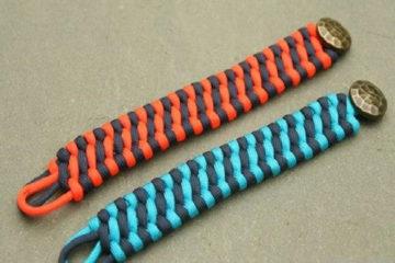 Плетение браслетов из шнурков, особенности изготовления браслетов из шнура для начинающих, узлы, которые используем для плетения