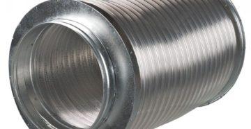 Глушитель для вентиляции: виды и производители, инструкция по установке и правила монтажа