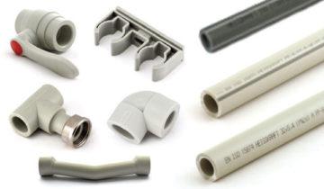 Причины популярности полипропиленовых труб