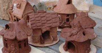 Поделки из глины: фото и видео мастер-класс лепки в домашних условиях