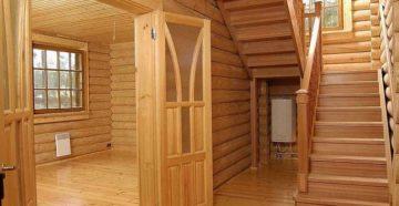 Основные этапы отделки деревянных домов