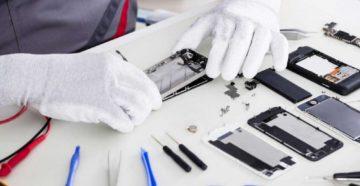 Ремонт и модернизация iPhone