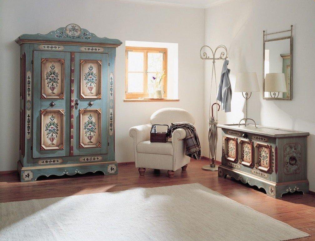 Ретро мебель: мебель «под старину»