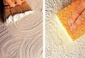 Как сделать декоративную штукатурку своими руками