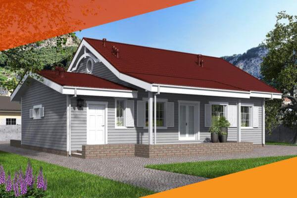 На что обратить внимание при строительстве дома из бруса