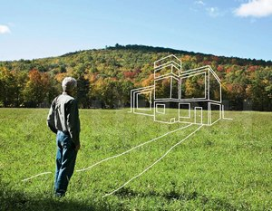 Как выбрать участок для постройки дома