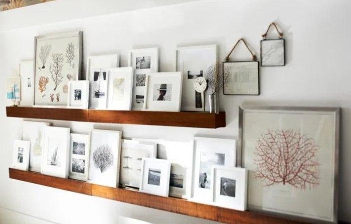 Как выбрать рамку для фото на стене? Идеи для интерьера вашей комнаты