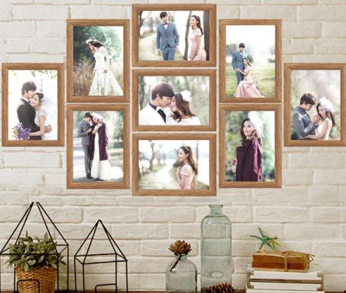 фото на стене идеи для интерьера