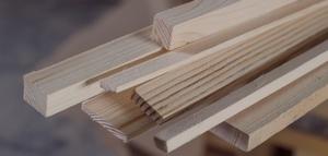 Что нужно знать о деревянных рейках?